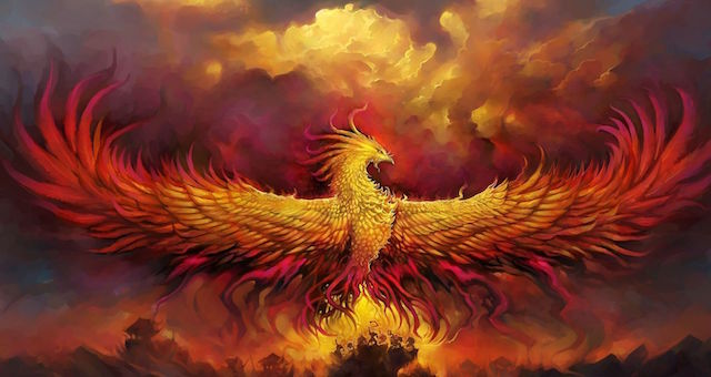 Phoenix image from header at https://feathersonthegroundblog.wordpress.com/2018/08/04/phoenix-rising/